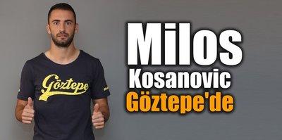 Göztepeli Kosanovic'e tam not