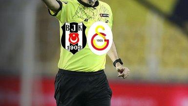 Son dakika: Beşiktaş-Galatasaray derbisinin hakemi Cüneyt Çakır oldu
