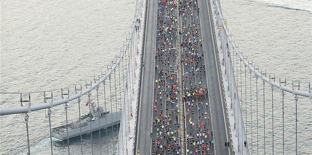Şampiyonlar Vodafone 40. İstanbul Maratonu'nda yarışacak