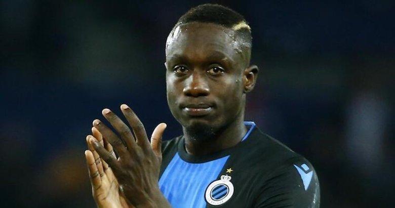 Club Brugge'den Diagne için açıklama: Galatasaray'ın tehditleri bizi korkutmadı