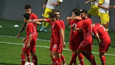 Ümit Milli Futbol Takımı'nın 2023 UEFA Avrupa Şampiyonası eleme grubu fikstürü belli oldu!