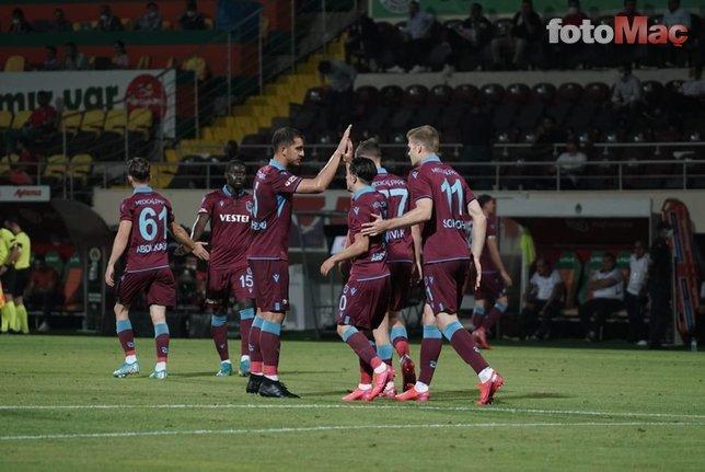 Trabzonspor seriyi sürdürmek istiyor! İşte Hüseyin Çimşir'in Ankaragücü 11'i
