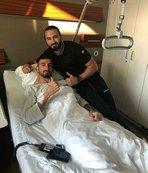 Mehmet Topal ameliyat edildi