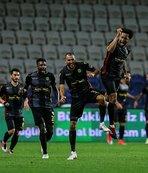 Yeni Malatyaspor, öne geçtiği maçlarda kaybetmiyor