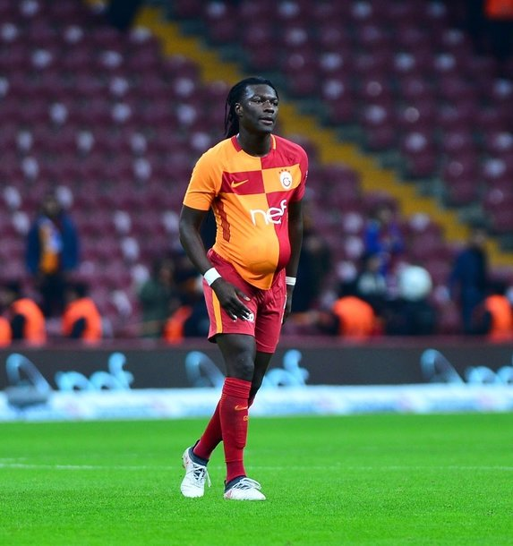 Gomis'ten yabancı muhabire Galatasaray cevabı!