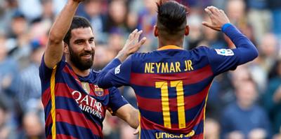 Galatasaray'a Neymar engeli