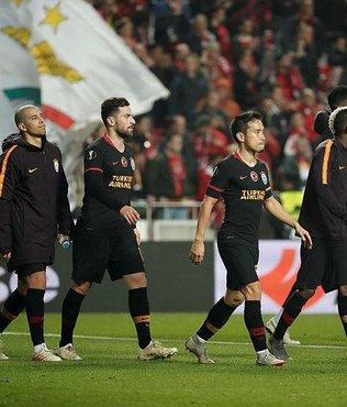 Galatasaray'da hakem isyanı