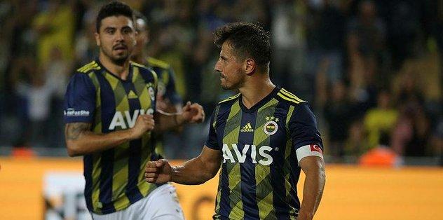 Fenerbahçe'nin 38'lik starı Emre Belözoğlu