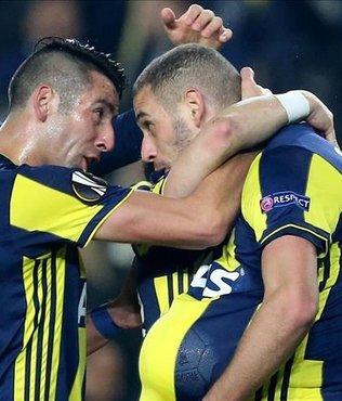 Fenerbahce beat Zenit 1-0 in Europa League round of 32