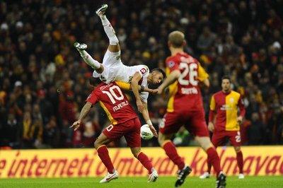 Galatasaray - Gençlerbirliği (Spor Toto Süper Lig 30. hafta maçı)