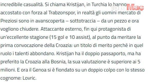 Son dakika spor haberleri: Görüşmeler başladı! Trabzonspor'a Hırvat kanat