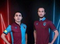 İşte Trabzonspor'un yeni sezon formaları!