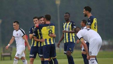 Pereira'lı Fenerbahçe ilk maçında galip! | Fenerbahçe-Csikszereda: 2-0 (MAÇ SONUCU - ÖZET)