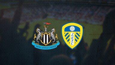 Newcastle United - Leeds United maçı ne zaman, saat kaçta ve hangi kanalda canlı yayınlanacak?   İngiltere Premier Lig