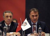 Beşiktaş'ta Ahmet Nur Çebi ve Fikret Orman'dan atak! Seçim için ofis tuttu ve...