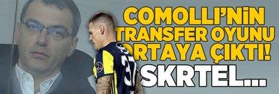 Comolli'nin transfer oyunu ortaya çıktı! Martin Skrtel...