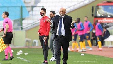 Son dakika spor haberleri: Konyaspor maçı sonrası Ankaragücü Teknik Direktörü Hikmet Karaman: Konumumuz normal yerde