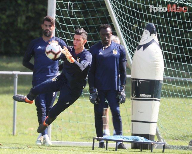 Fenerbahçe için transfer sözleri! Courtois...