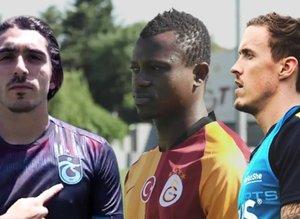 İşte Süper Lig'in en pahalı yıldızları!