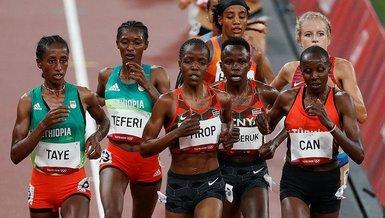 Milli atlet Yasemin Can 5 bin metrede finale kaldı!