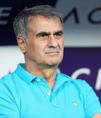 Şenol Güneş'te Süper Lig eleştirisi
