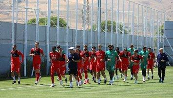 Sivasspor'da hazırlıklar sürüyor! Dinamo Batumi...