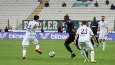 Trabzonspor settle for 2-2 draw against Konyaspor