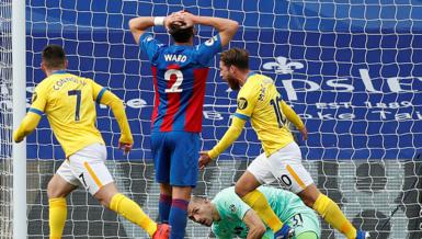 Crystal Palace 1-1 Brighton & Hove Albion | MAÇ SONUCU