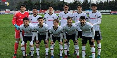 Günün ilk derbisi Beşiktaş'ın