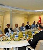 MKE Ankaragücü yönetim kurulunda görev dağılımı yapıldı