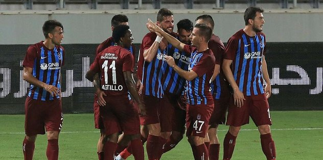 Trabzonspor geleceğe umutla bakıyor