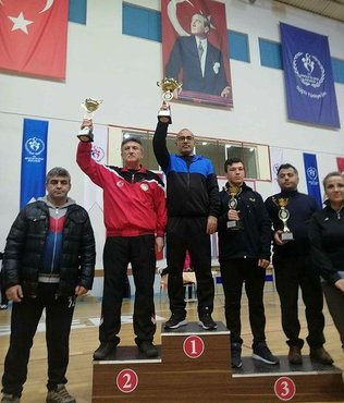 Büyükler Serbest Güreş Türkiye Şampiyonası Çorum'da yapılacak