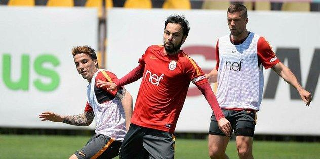 G.Saray'da Alanyaspor maçı hazırlıkları