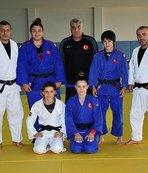 Milli judocuların Dünya Şampiyonası'ndaki hedefi altın madalya