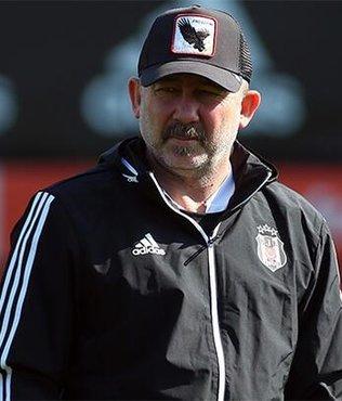 Sergen Yalçın onayı verdi! Beşiktaş'tan 2 bomba birden