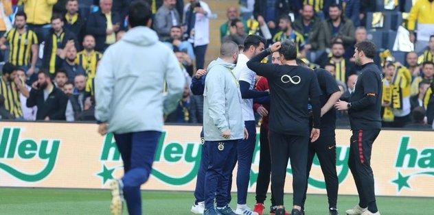 Fenerbahçe - Galatasaray derbisinin ardından Hasan Şaş'tan Volkan'a flaş sözler! Küfür...