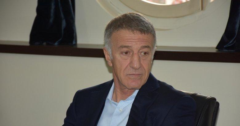 Ahmet Ağaoğlu'dan Fikret Orman ve Galatasaray açıklaması!