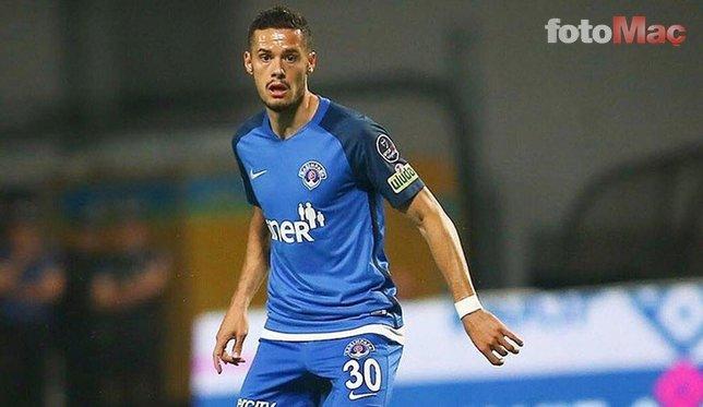 Haris Hajradinovic: Beşiktaş'ta oynamak istiyorum