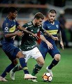Brezilya'da Libertadores Kupası heyecanı yaşanacak