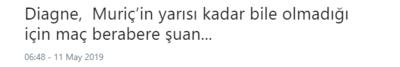 Muriç gerçek Fenerbahçeli oldu!