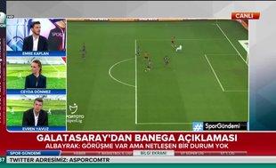 """Abdurrahim Albayrak'tan Ever Banega açıklaması! """"Görüşmelere başladık"""""""