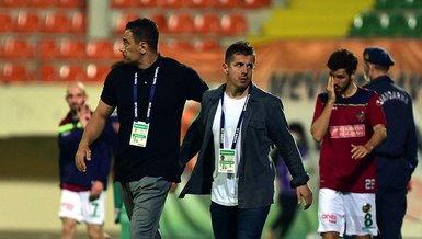 Çağdaş Atan Alanyaspor Fenerbahçe maçının ardından açıklamalarda bulundu