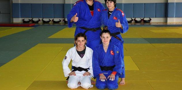 Milli paralimpik judocu, Tokyo'ya bir madalya uzaklıkta