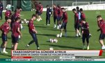 Trabzonspor'da gündem ayrılık