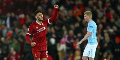 Liverpool, Manchester City'yi rahat geçti
