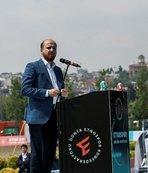 """Bilal Erdoğan: """"Etnospor'u tüm dünyaya tanıtacağız"""""""
