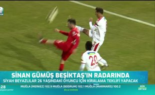 Sinan Gümüş'e flaş talip! Beşiktaş...