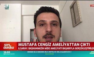 Mustafa Cengiz'in son durumunu Emre Kaplan aktardı