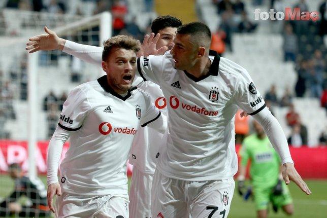 Beşiktaş'ta Burak Yılmaz kararı!
