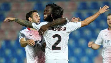 Crotone 0-2 Milan | MAÇ SONUCU